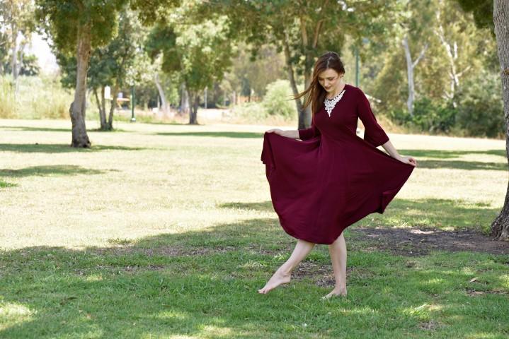 """שמלת פרינסס 250 ש""""ח. צילום: עדי דגמי"""