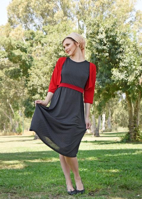 """שמלת הנקה לארוע 220 ש""""ח. צילום: עדי דגמי"""