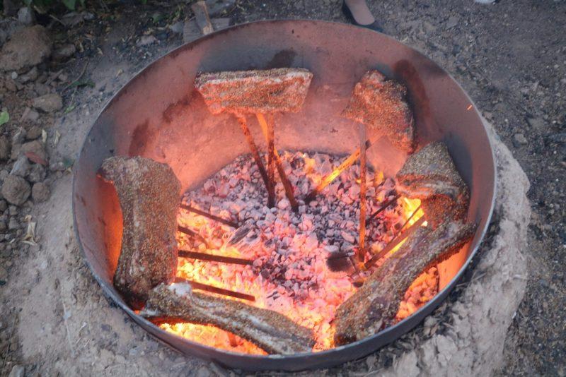 תנור פרנה (צילום: שף רודד)