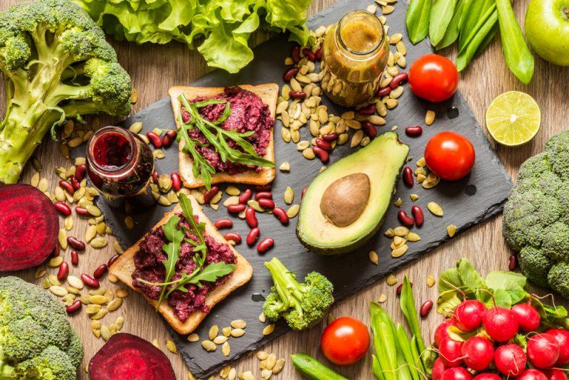 אוכל טבעוני - הכירו את הסדנה של עמית רז. צילום: RONEDYA, shutterstock