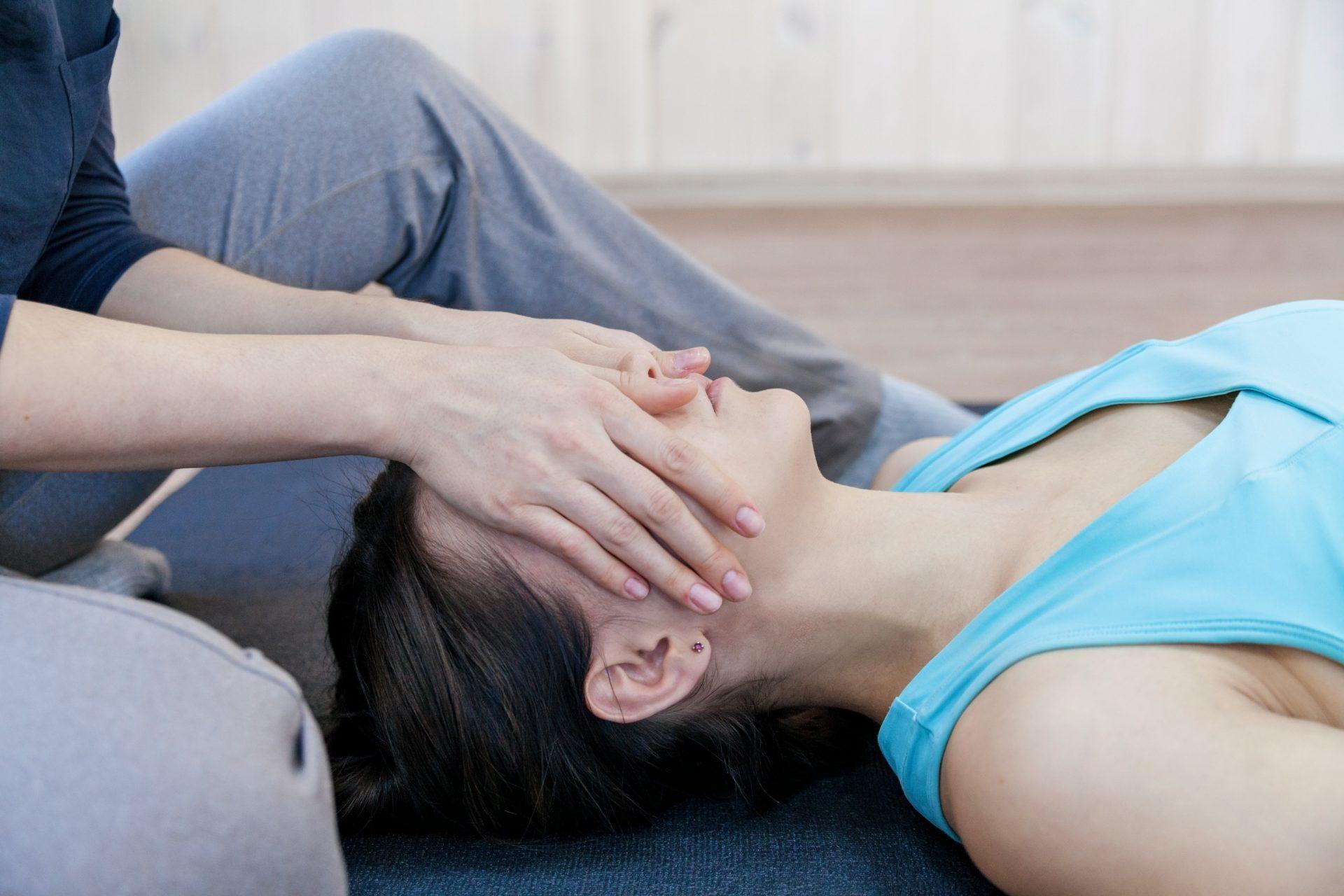 פסיכותרפיה גופנית. (Shutterstock) צילום: Photo_mts