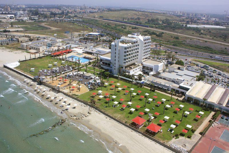 צילום באדיבות מלון חוף התמרים