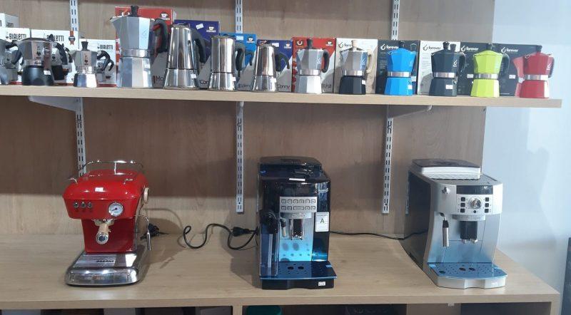 קפה פלוס: מכונות קפה מכל המותגים המובילים (צילום: דניאלה ביל)