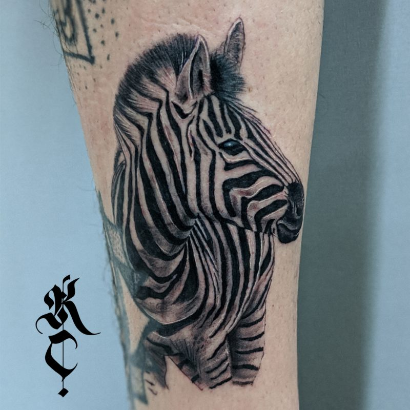 KC Tattoo: קריאטיביות שאין לה סוף (צילום: קייסי גרצ'וב)