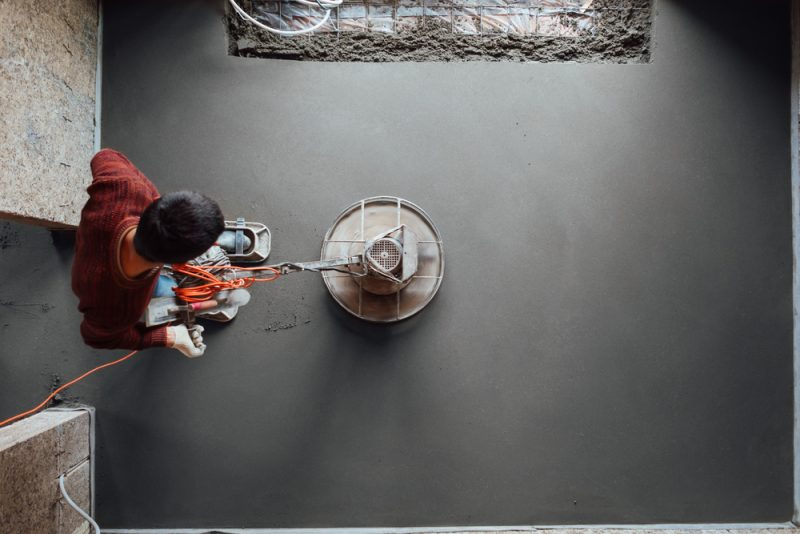 עבודות פוליש בהרצליה. צילום: shutterstock By nikkytok