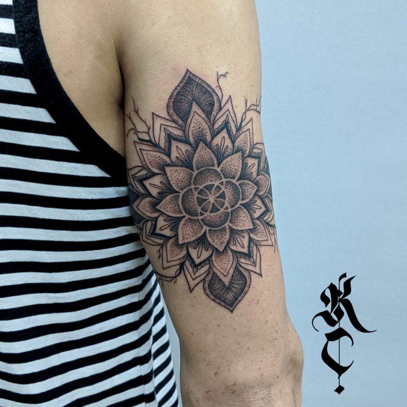 KC Tattoo: אפשרויות בלתי מוגבלות (צילום: קייסי גרצ'וב)