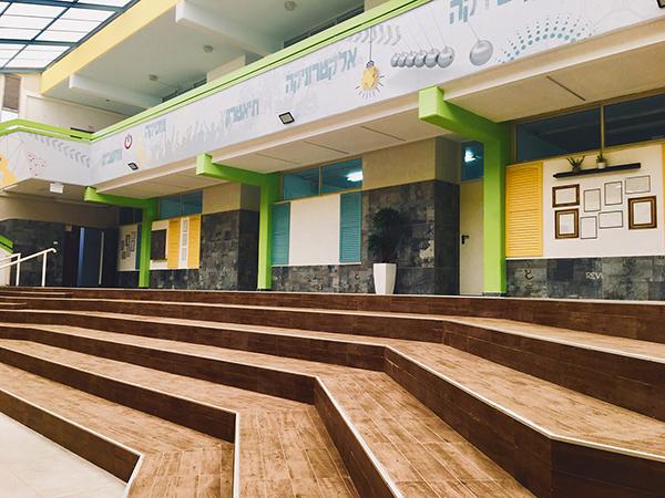 """כפר הנוער """"עתיד"""" ע""""ש דוד רזיאל בהרצליה מציג: כך לומדים נכון במאה ה-21. צילום: אופיר דוד"""
