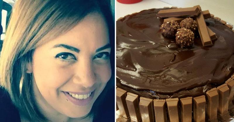 סיון גיטליץ, עוגת טריקולד