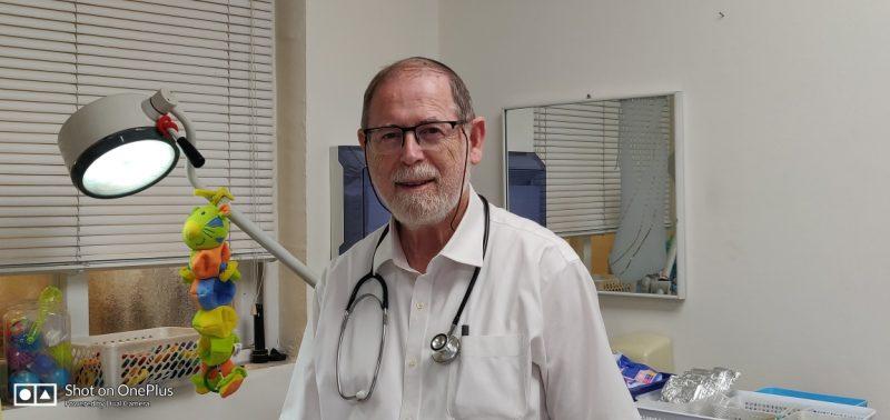 """ד""""ר פנחס גונן. צילום: שירה בראון"""