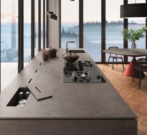 אינפיניטי פורצלן למטבח בהרצליה: האבן היפה והיעילה לבית שלכם. תמונה באדיבות אינפיניטי איטליה