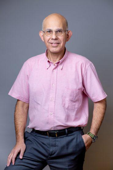 """ד""""ר דניאל שינהר. צילום ברצי גולדבלט"""