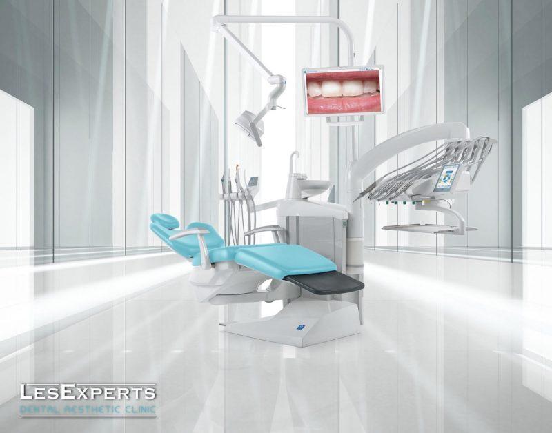 Les Experts: מרפאת שיניים יוצאת דופן עם שישה מומחים בינלאומיים בנתניה. תמונה באדיבות אליהו שוקרון