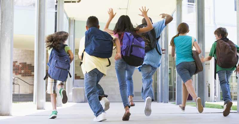 תלמידי בית ספר
