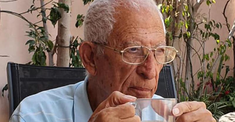 """אלברט אברהם לוי ז""""ל, אביו של סגן ראש העירייה עופר לוי"""