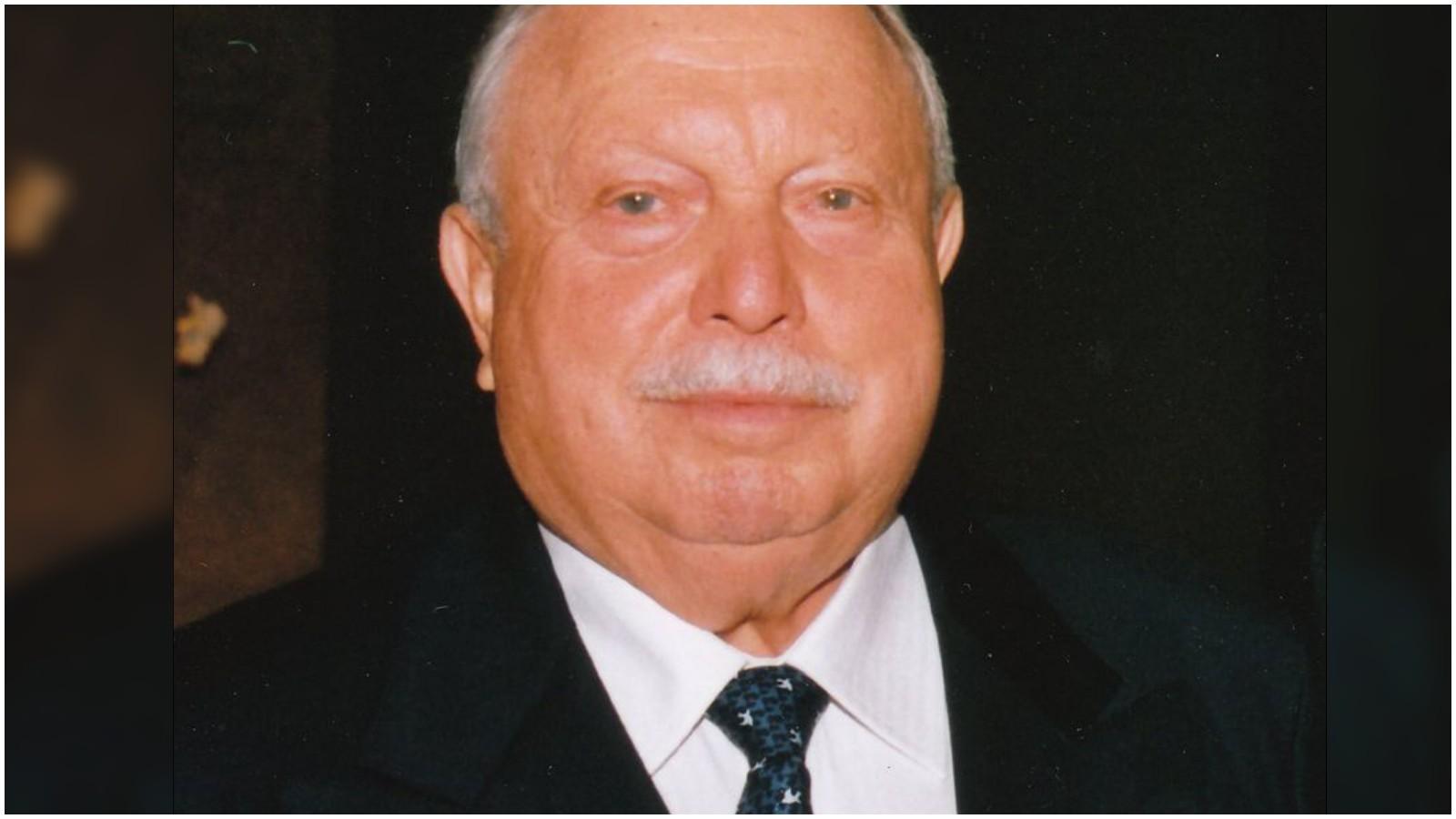 """ד""""ר הארי רדזינר ז""""ל. צילום באדיבות המרכז הבינתחומי"""