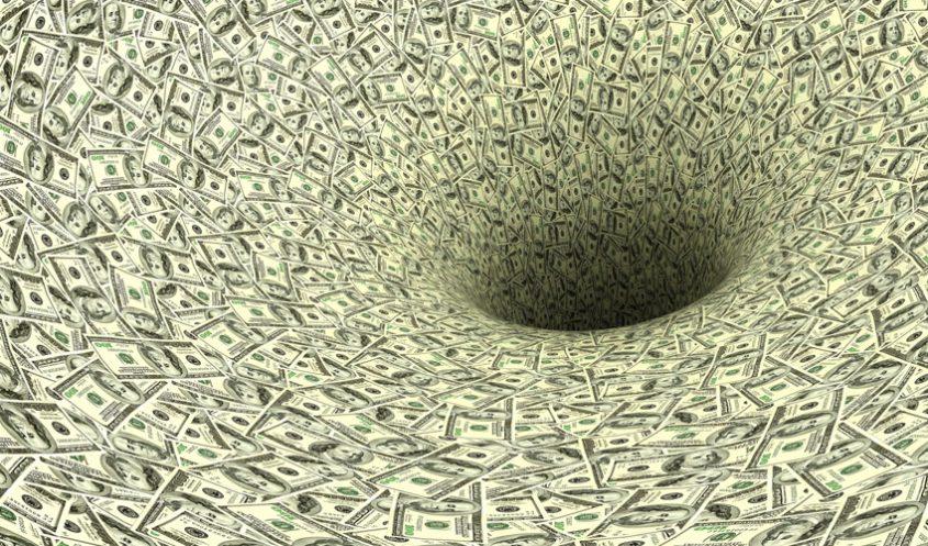כספים אבודים (צילום: א.ס.א.פ קריאייטיב INGIMAGE)