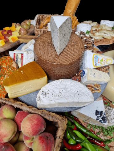 """מעדניית גבינות מהמשובחות בארץ ובעולם   צילום: יח""""צ"""